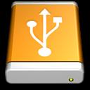Icona Hard Disk USB di OS X