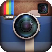 Instagram e Facebook - Icone fuse assieme