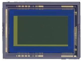 Canon - Sensore CMOS dedicato al video in condizioni di luce impossibile