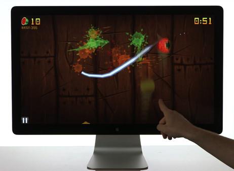 Controllo gestuale, Nuove interazioni utente