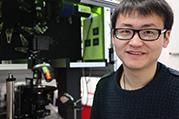 Jingyu Zhang - Ricerca su scrittura dati in 5 dimensioni