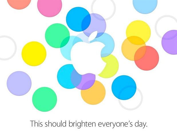 Eventi Apple - This Should Brighten Everyone's Day
