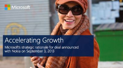 Microsoft - Accelerating Growth