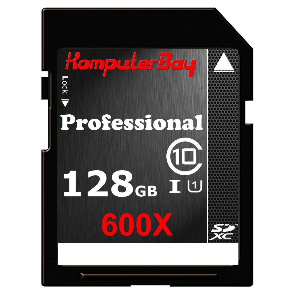Komputer Bay - Scheda SDXC UHS-I da 128GB