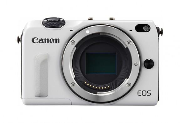Canon EOS-M2 (solo corpo)