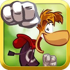 12 Giorni di Regali - Giochi - Rayman Jungle Run