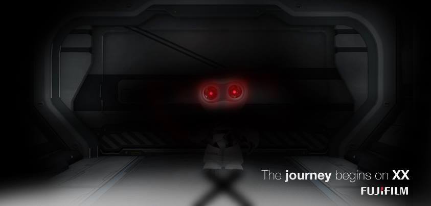 Fujifilms - The Journey Begins ... banner