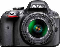 Nikon - D3300