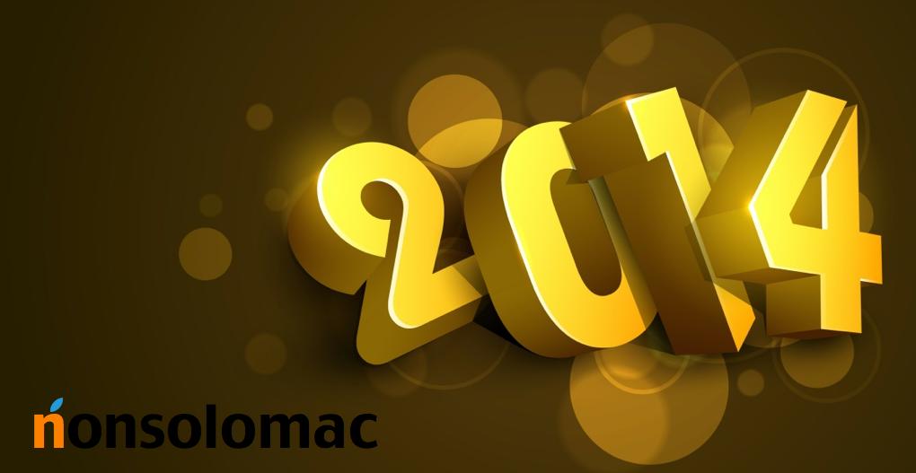 Nonsolomac - Auguri - Buon 2014