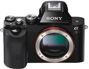 Sony A7 - La mirrorless full-frame