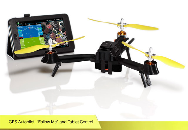 The Pocket Drone