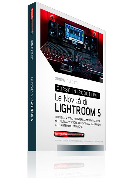 Video-Corso Le novità di Lightroom 5 - Gratis