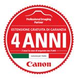Canon - Estensione di garanzia
