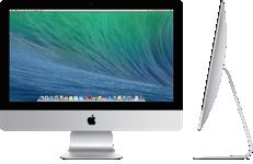 "iMac 21.5"" entry level A1418"