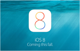 iOS 8 - Coming this fall