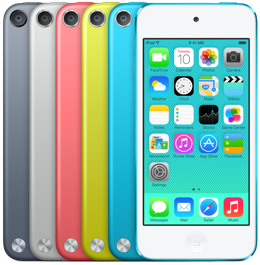 iPod touch 5th generation 2014