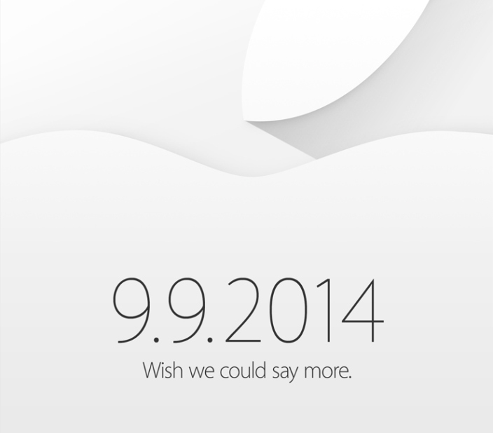 Apple - Evento Speciale del 9 settembre - Wish We Could Say More