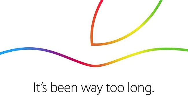 Apple Event - It's been way too long
