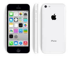 iPhone 5C Bianco
