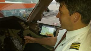 TNT Airways userà gli iPad Air come manuali di volo