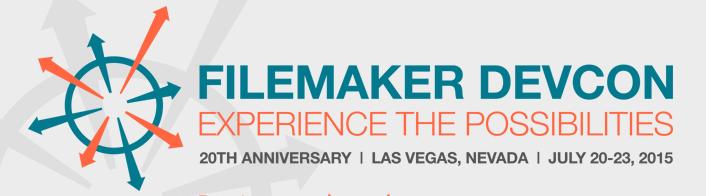 FileMaker DevCon - Las Vegas