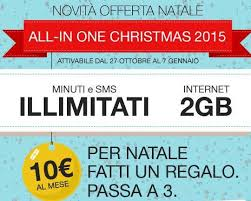 3 Italia - ALL-IN ONE Christmas 2015