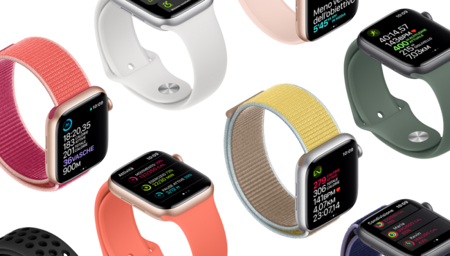Apple Watch supera l'intera industria orologiera svizzera