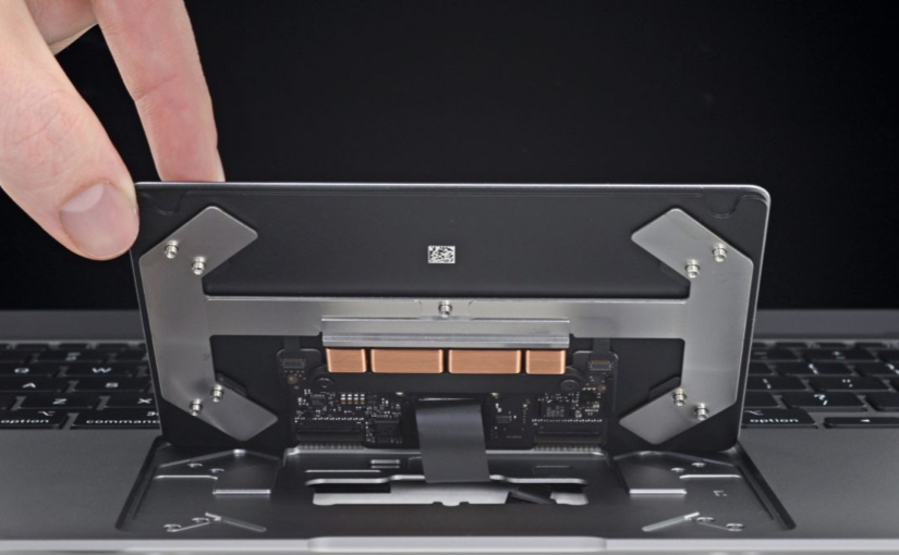 Il teardown del nuovo MacBook Air by iFixit