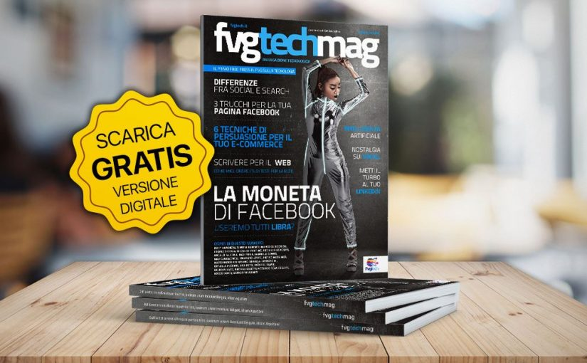 FvgTech Magazine in free download