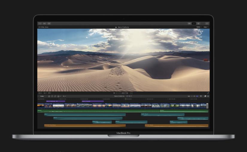 Apple FinalCut Pro X