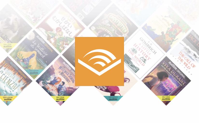 Audible Stories apre l'accesso a tutti i suoi titoli per bambini e ragazzi