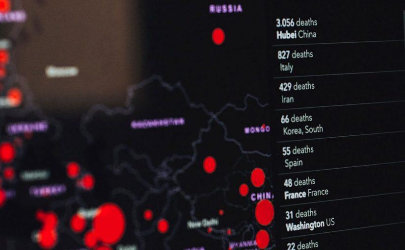 Coronavirus Tracker, l'app per Android contiene un pericoloso ransomware