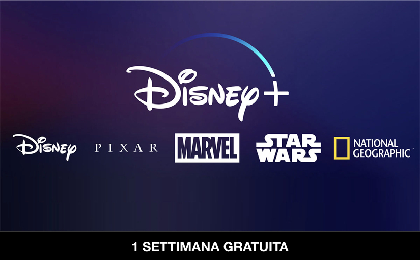 Disney+ debutta in Italia