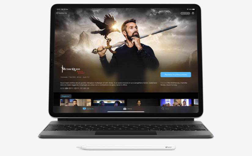 Apple annuncia i nuovi iPad Pro 2020