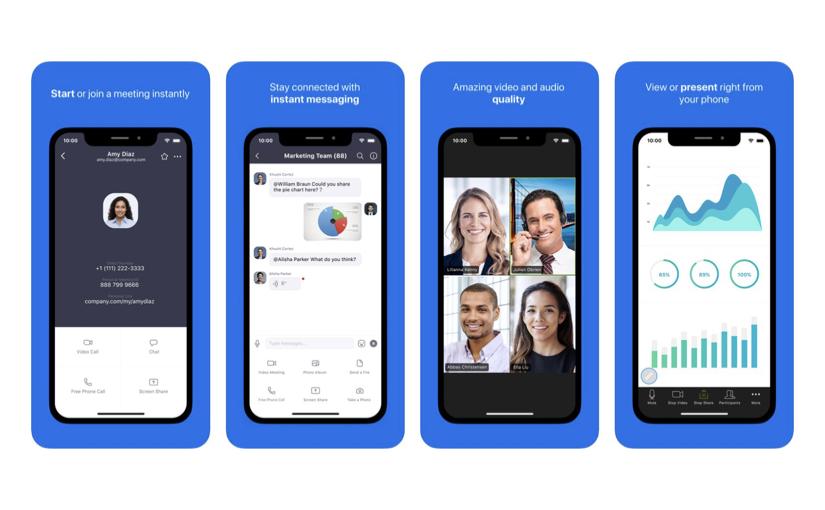 Zoom si aggiorna per eliminare la condivisione dei dati con Facebook