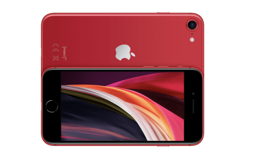 L'iPhone SE (PRODUCT) RED contribuisce al fondo Covid-19