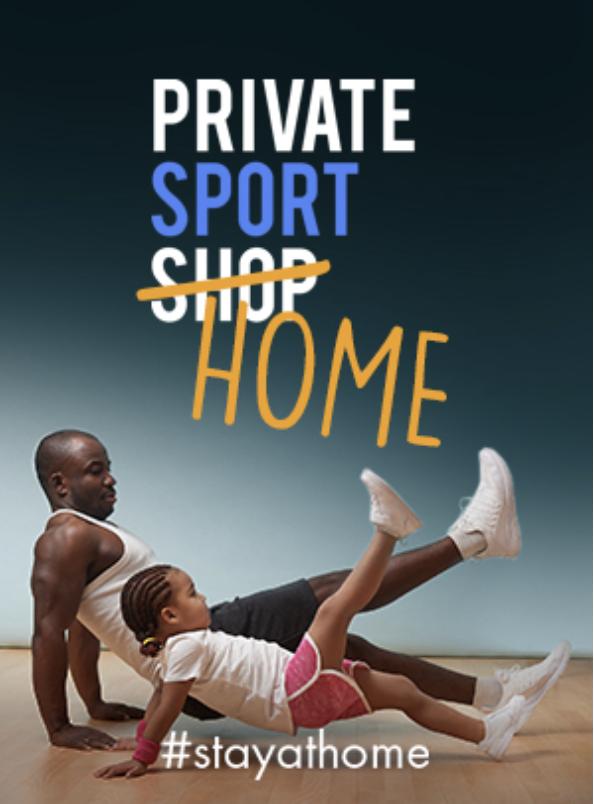 PrivateSportShop - Offerte sempre nuove
