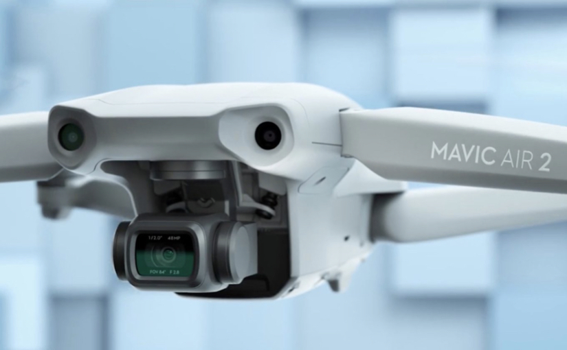 DJI presenta il Mavic Air 2