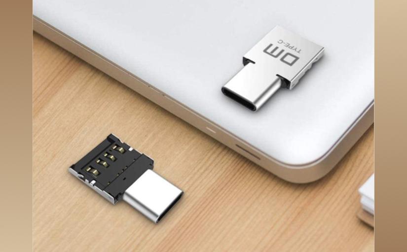 DM Life - Adattatore USB-C to USB-C compatto e economico