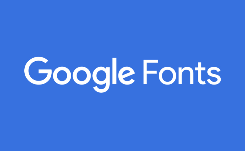 Google Fonts, i migliori font open-source per il web