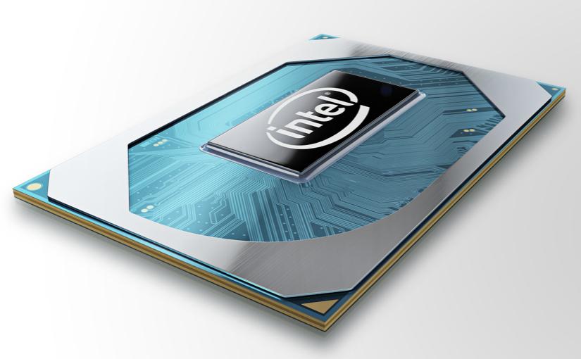 Intel presenta i processori Core di 10° generazione, nome in codice Comet Lake-H
