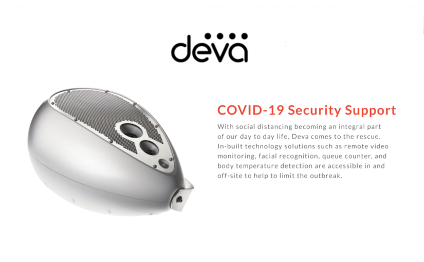 Powersoft Deva, Covid-19 security support
