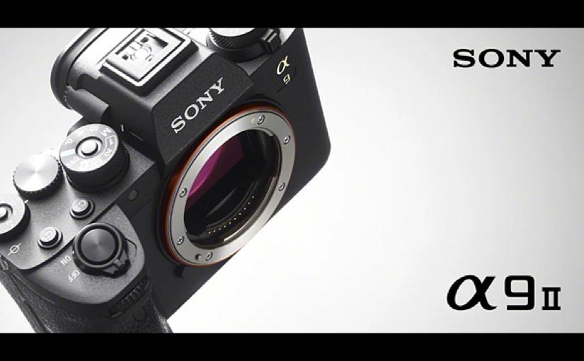 Aggiornamento firmware per la Sony a9m2