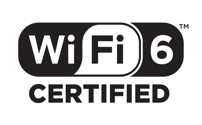Wi-Fi 6E Certified logo