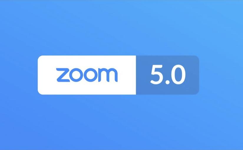 E' stata rilasciata Zoom 5