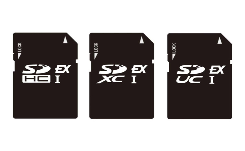 SD Express Card