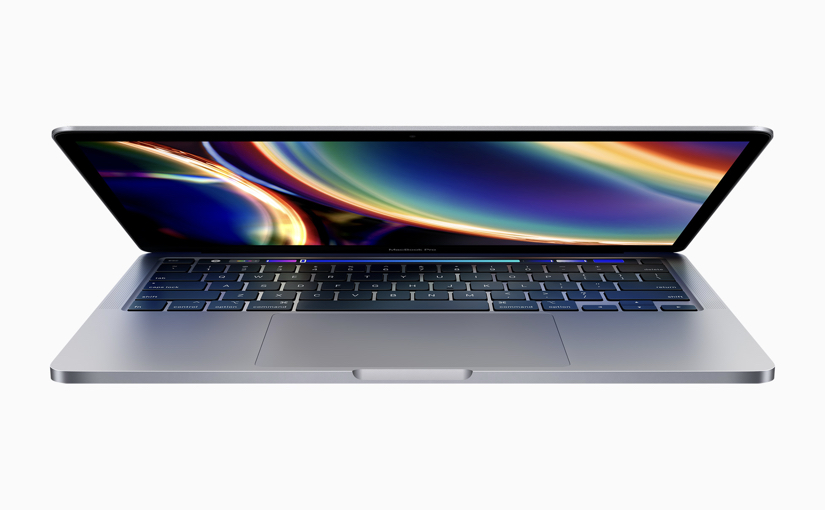 Apple presenta nuovi MacBook Pro 13″ con Magic Keybboard e processori aggiornati
