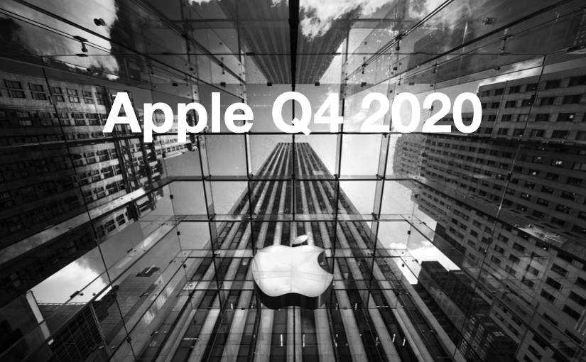 Apple - Q4 2020
