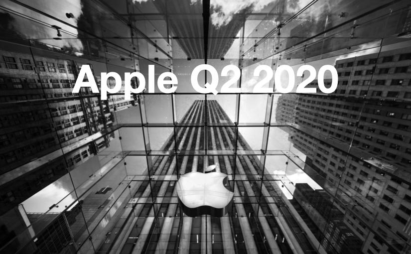Apple - Risultati Fiscali Q2 2020