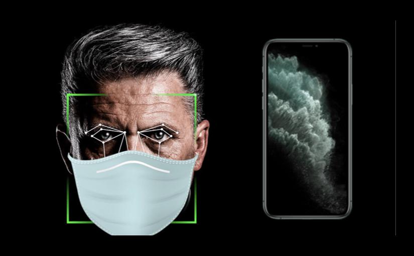 iOS 13.5 migliora lo sblocco indossando la mascherina